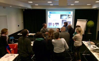 Soirée de discussion autour de l'épaule, formation de médecins généralistes à l'examen de l'épaule